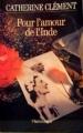 Couverture Pour l'amour de l'Inde Editions Flammarion 1993