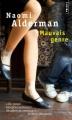 Couverture Mauvais Genre Editions Points 2012