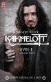 Couverture Kaamelott (Scripts), tome 1, partie 1 : Livre I, épisodes 1 à 50 Editions J'ai Lu 2012