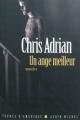 Couverture Un ange meilleur Editions Albin Michel (Terres d'Amérique) 2012