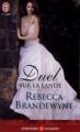 Couverture Duel sur la lande Editions J'ai Lu (Aventures & Passions) 2011