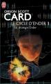 Couverture Le cycle d'Ender, tome 1 : La stratégie Ender Editions J'ai lu (Science-fiction) 2009