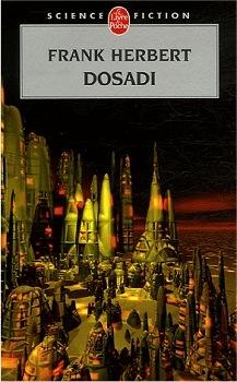 Couverture Bureau des sabotages, tome 2 : Dosadi