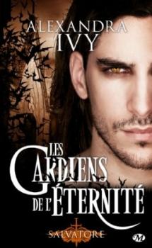 Couverture Les Gardiens de l'éternité, tome 06 : Salvatore