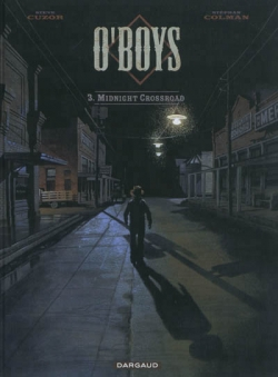 Couverture O'Boys, tome 3 : Midnight Crossroad