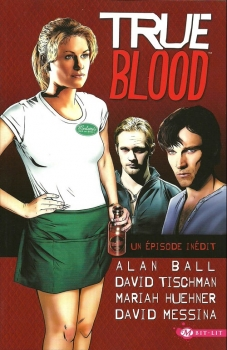 Couverture True blood, tome 1