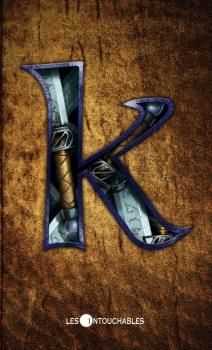 Couverture Krialnar, tome 1 : L'épée d'Yoriakan