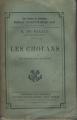 Couverture Les chouans Editions Calmann-Lévy 1895