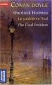 Couverture Le problème final Editions Pocket (Bilingue) 2003