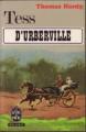 Couverture Tess d'Urberville Editions Le Livre de Poche 1974