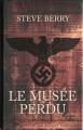 Couverture Le musée perdu Editions France Loisirs 2011
