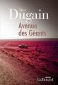Couverture Avenue des géants Editions Gallimard  (Blanche) 2012