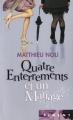 Couverture Quatre Enterrements et un Mariage Editions France loisirs (Piment) 2012