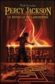 Couverture Percy Jackson, tome 4 : La bataille du labyrinthe Editions France loisirs 2010