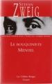Couverture Le bouquiniste Mendel Editions Grasset (Les Cahiers Rouges) 2010