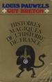 Couverture Histoires magiques de l'Histoire de France, tome 1 Editions Albin Michel 1977