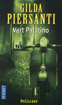 Couverture Saisons meurtrières, tome 2 : Vert palatino