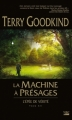 Couverture L'épée de vérité, tome 12 : La machine à présages Editions Bragelonne (Fantasy) 2012