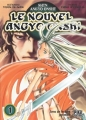 Couverture Le nouvel Angyo Onshi, tome 01 Editions Pika 2003