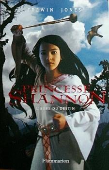 Couverture Princesse Shannon, tome 1 : L'Aube du Destin