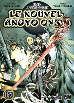Couverture Le nouvel Angyo Onshi, tome 15