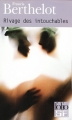 Couverture Rivage des intouchables Editions Folio  (SF) 2001