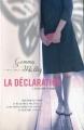 Couverture La déclaration, tome 1 : L'histoire d'Anna Editions France Loisirs 2010