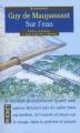 Couverture Sur l'eau Editions Pocket 1999