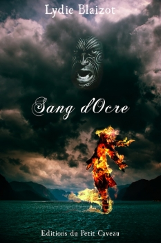 Couverture Sang d'Ocre, tome 3 : Brume Baroque