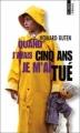 Couverture Quand j'avais cinq ans, je m'ai tué Editions Points (Virgule) 1981