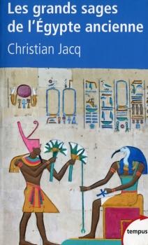 Couverture Les grands sages de l'Egypte ancienne