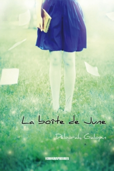 Couverture La boîte de June