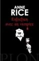 Couverture Chroniques des vampires, tome 01 : Entretien avec un vampire Editions Plon 2012