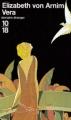 Couverture Vera Editions 10/18 (Domaine étranger) 2000
