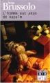 Couverture L'Homme aux yeux de napalm Editions Folio  (SF) 2005