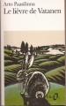 Couverture Le lièvre de Vatanen Editions Folio  1993