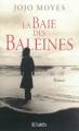 Couverture La baie des baleines Editions JC Lattès 2012