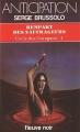 Couverture Cycle des ouragans, tome 1 : Rempart des naufrageurs Editions Fleuve (Noir - Anticipation) 1985