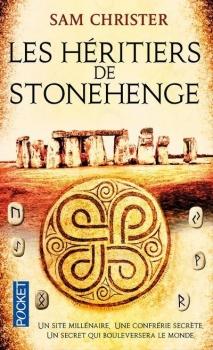 Couverture Les héritiers de Stonehenge
