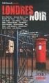 Couverture Londres Noir Editions Folio  (Policier) 2012