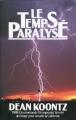Couverture Le temps paralysé Editions France Loisirs 1991