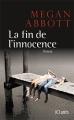 Couverture La fin de l'innocence Editions JC Lattès 2012