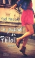 Couverture Le journal de Philol Editions Plon (Jeunesse) 2012