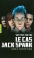 Couverture Le Cas Jack Spark, tome 2 : Automne Traqué Editions Gallimard  (Pôle fiction) 2012
