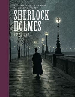 Couverture The Adventures and The Memoirs of Sherlock Holmes