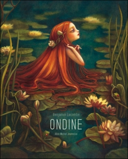 Couverture Ondine