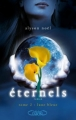 Couverture Eternels, tome 2 : Lune bleue Editions France Loisirs 2010