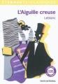 Couverture L'aiguille creuse Editions Flammarion (GF - Etonnants classiques) 2012