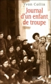 Couverture Journal d'un enfant de troupe Editions Presses de la Renaissance 2007