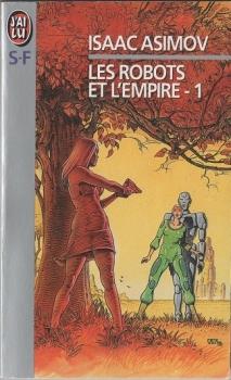 Couverture Les Robots et l'Empire, tome 1
